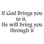 If God Brings You