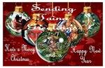 NEW TAINO CHRISTMAS CARD 1