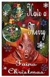 NEW TAINO CHRISTMAS CARD 2