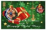 NEW TAINO CHRISTMAS CARD 3