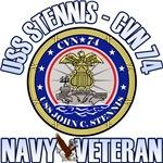 USS Stennis Navy Veteran