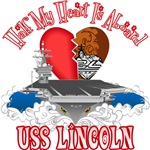 Half My Heart [USS Lincoln]