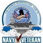 Navy Veteran CVN-73