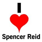 I heart Spencer Reid