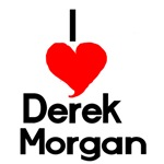 I Heart Derek Morgan