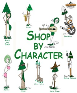 Shop by Characters