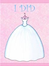 Bride - I Did