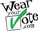 Wear Your Vote Light