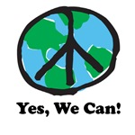 Peace Yes We Can