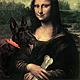 Scottie & Mona Lisa
