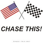 AMERICAN & CHECKERED FLAG<br />CHASE THIS!