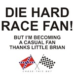 REBEL & CHECKERED FLAG<BR/>DIE HARD-CASUAL