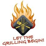 LET THE GRILLING BEGIN!