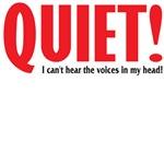 Quiet (voices)