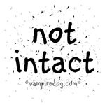 Not Intact....Intact