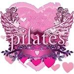 Peace Love Pilates by Svelte.biz