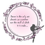 Dance is the Only Art by DanceShirts.com