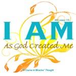 ACIM-I Am as God Created Me