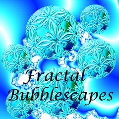 Fractal Bubblescapes, Cosmic Worlds