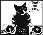 Cattastic DJ Kitty Cat