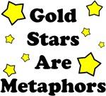 Gold Stars are Metaphors