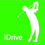 Golf iDrive Silhouette