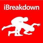 Wrestling iBreakdown Silhouette