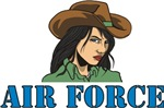 Air Force - Cowgirl