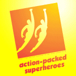 action-packed superheroes