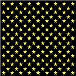 Gifts with Yellow Stars
