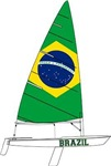 Brazil Dinghy Sailing