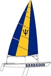 Barbados Dinghy Sailing