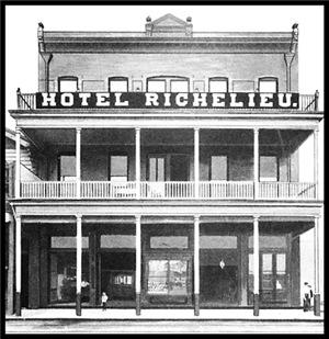 1903 Hotel Richelieu