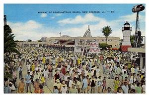Pontchartrain Beach 1940s